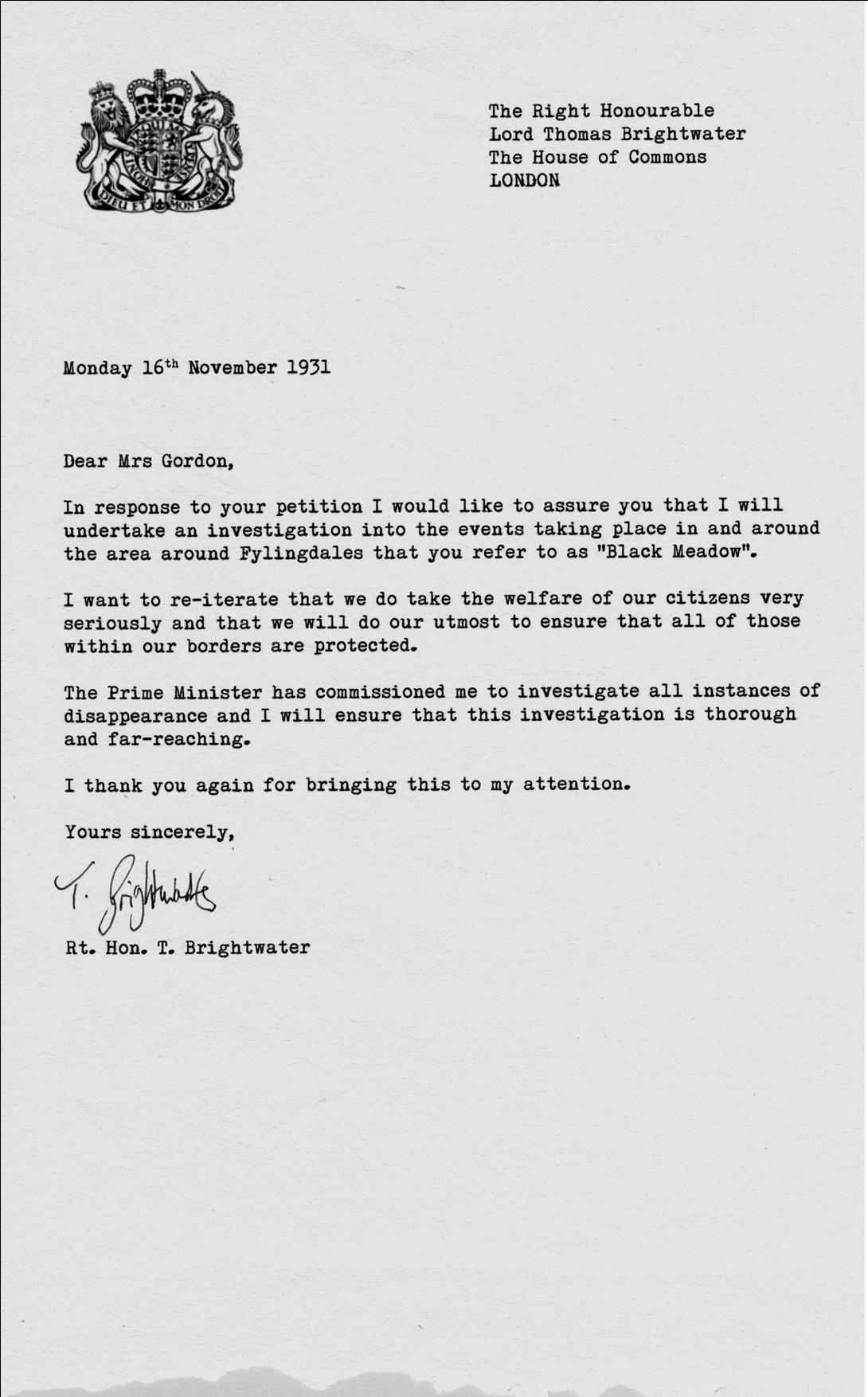 Writingresource folk horror revival it must be true the evidence is all around us for there are artefacts such as this letter from lord brightwater that was discovered recently by the fandeluxe Images