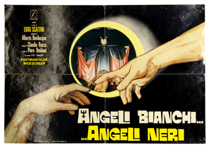Angeli-Bianchi...Angeli-Neri