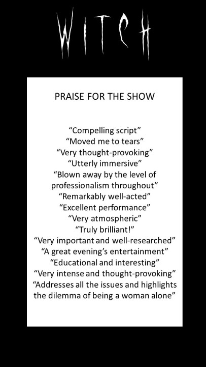 Audience feedback 1