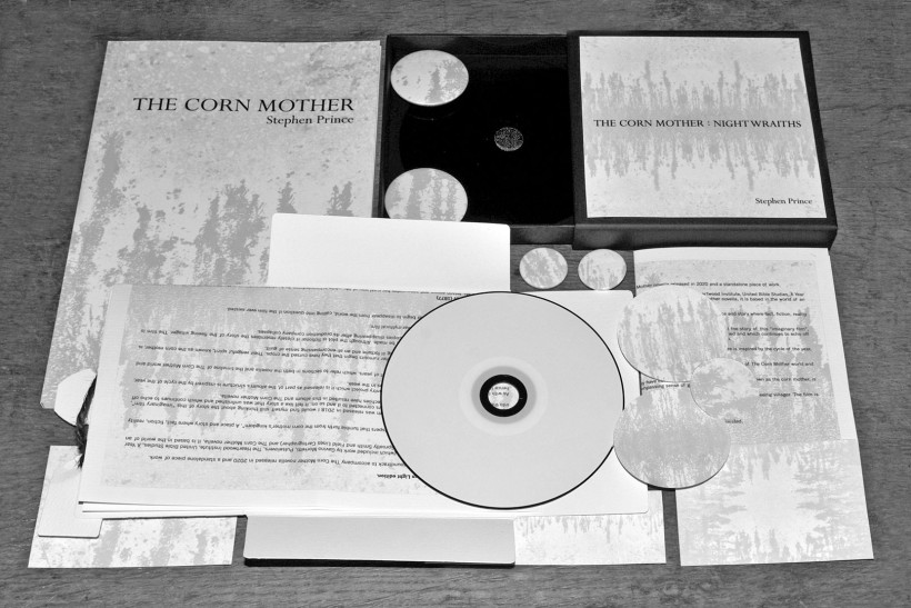 The-Corn-Mother-novella-The-Corn-Mother-Night-Wraiths-CD-albums-Stephen-Prince-A-Year-In-The-Country-all-components